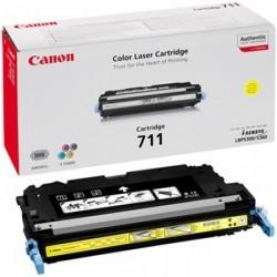 CAN711Y-Toner Canon711Y P/...